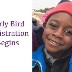 early bird registration begins