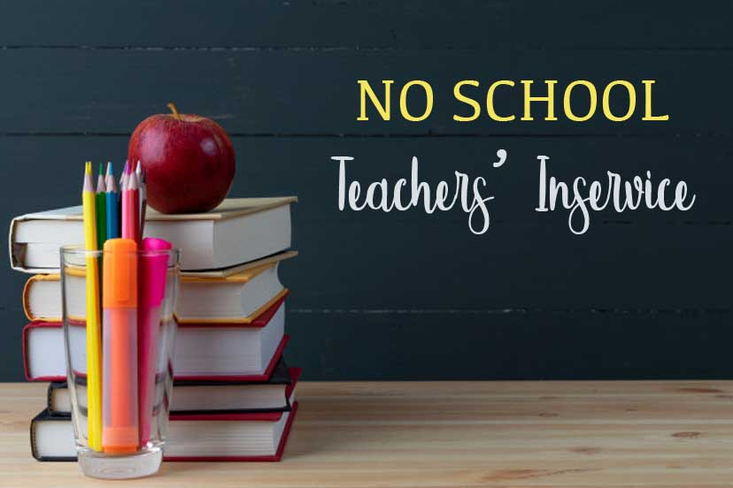 teachers inservice